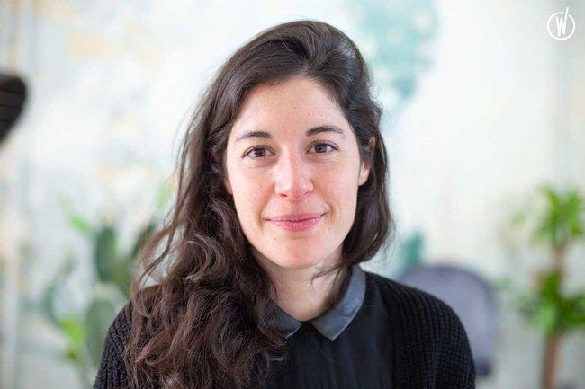 Rencontrez Victoire, Customer Success Manager - CallDesk