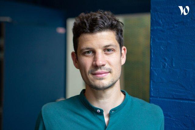 Rencontrez Gaëtan , Directeur des ventes et du Marketing - HappyCulture