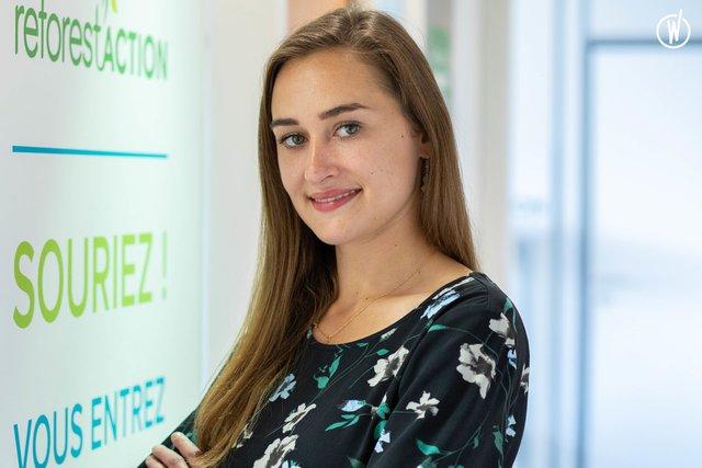 Rencontrez Isabelle, Responsable Partenaires - Reforest'Action