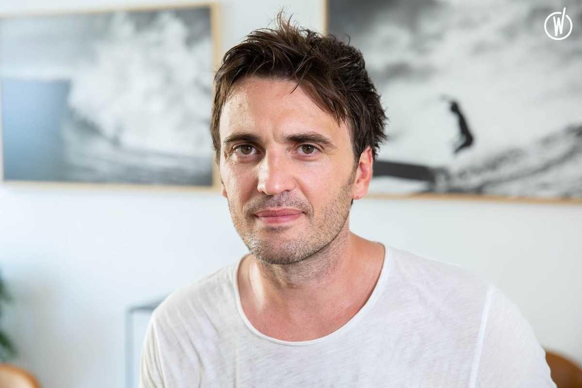 Rencontrez Romain Collinet, CEO - WILLIE BEAMEN