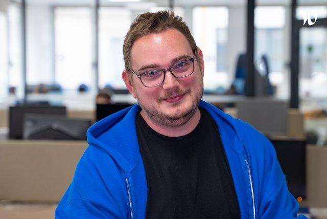 Rencontrez Damien, Lead Engineer - Cityscoot