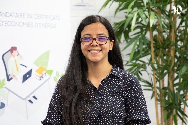 Rencontrez Amal, développeuse - Neovee