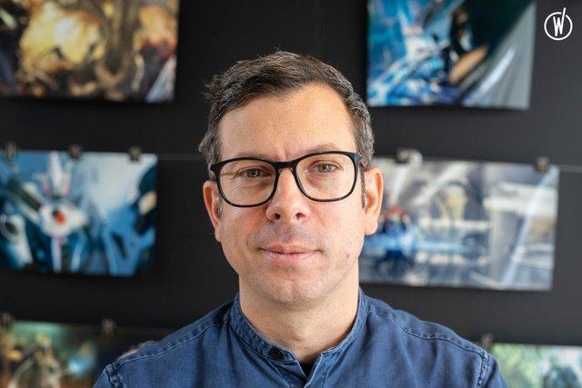 Rencontrez Romain, General Manager & Creative Director - Amplitude Studios