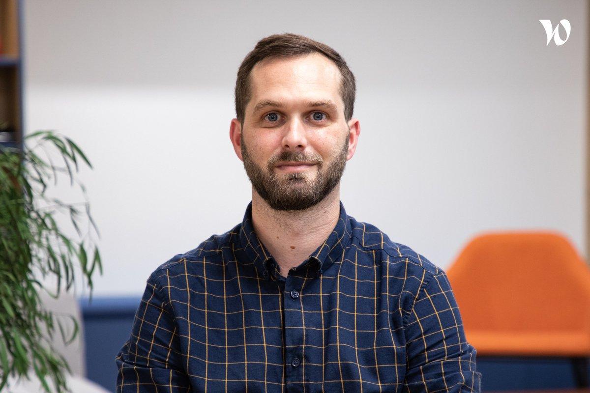 Rencontrez David Didelet, Team Lead Sales - IZI Solutions