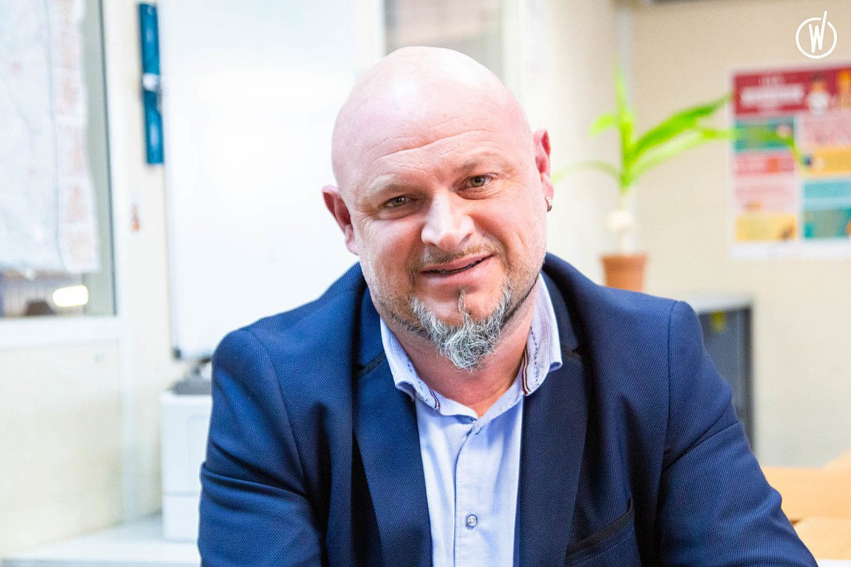 Rencontrez  Sébastien, Directeur Service NORD/OUEST - KparK