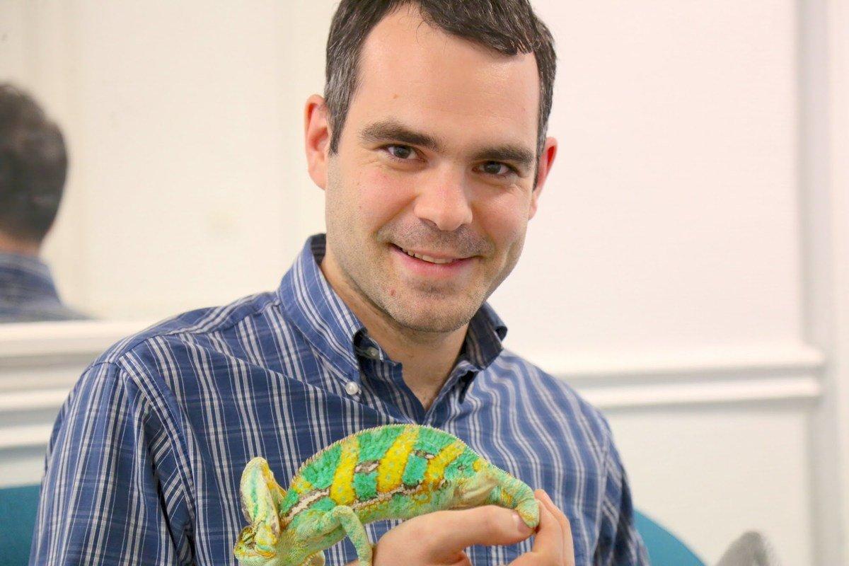 Meet Jean-Noël, Founder & CTO  - Kameleoon