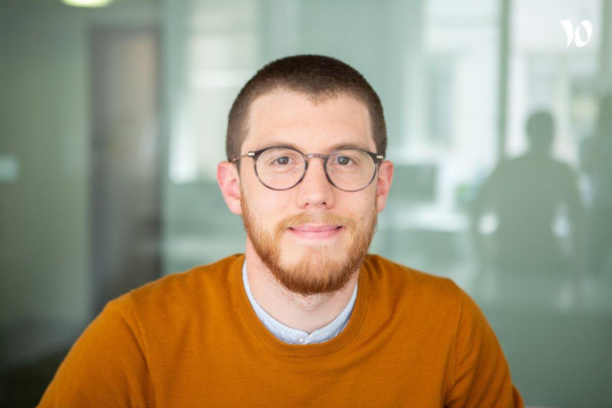 Rencontrez Roland, Digital Content Manager - Lexilife