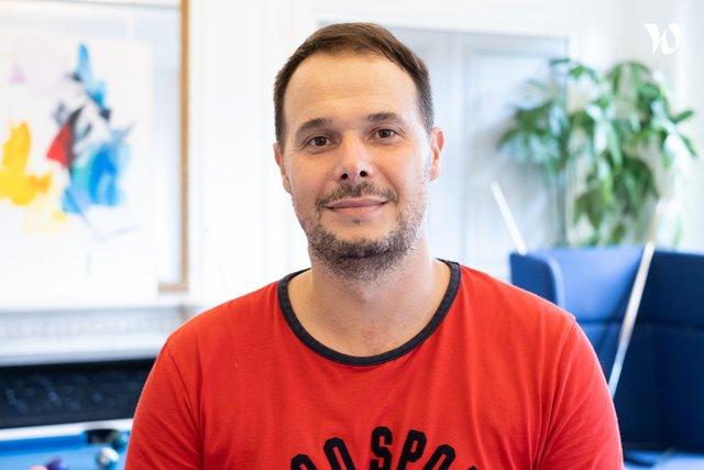 Rencontrez Laurent, CEO - TABSTERS