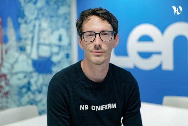 Rencontrez Mickael, Co-founder & CEO - Lengow