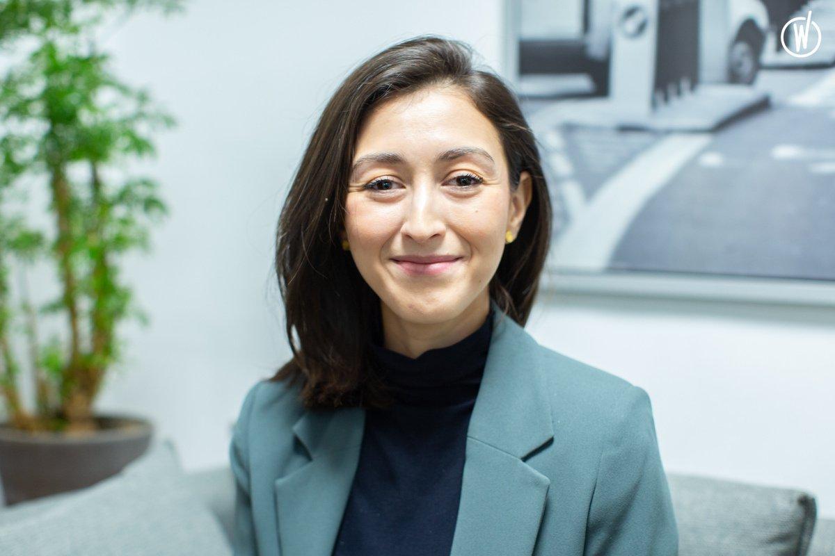 Rencontrez Sabina, Prescreening and Recruitment Team Leader - Mômji (ex Speaking-Agency)