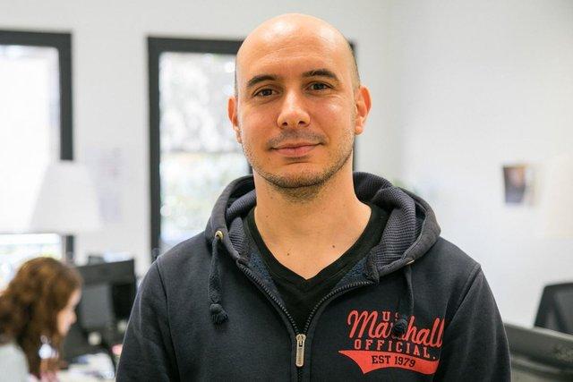 Meet Benoit, CTO - OneStock