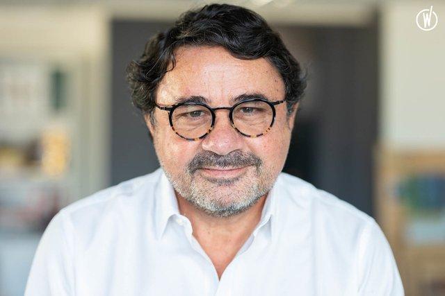 Rencontrez Sylvain, Président - Kusmi Tea