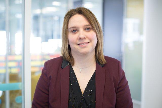 Rencontrez Anne-Laure, Responsable de Département - ENGIE Groupe