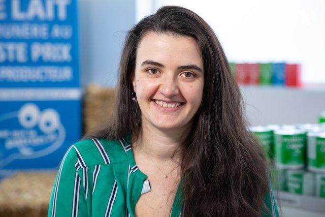 Rencontrez Joséphine, Chargée de développement produits - C'est qui le Patron?!