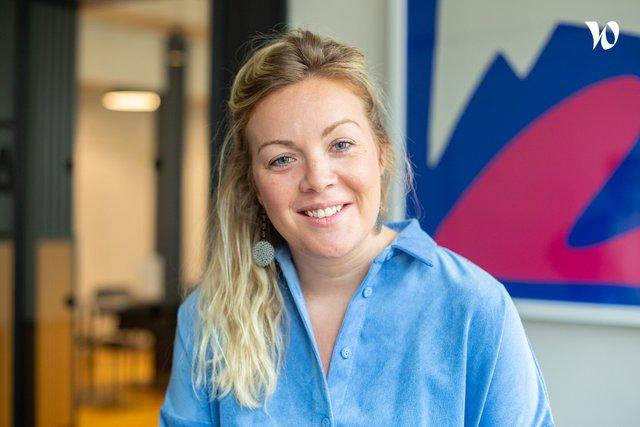 Rencontrez Rebecca, Responsable d'Agence - ESENS