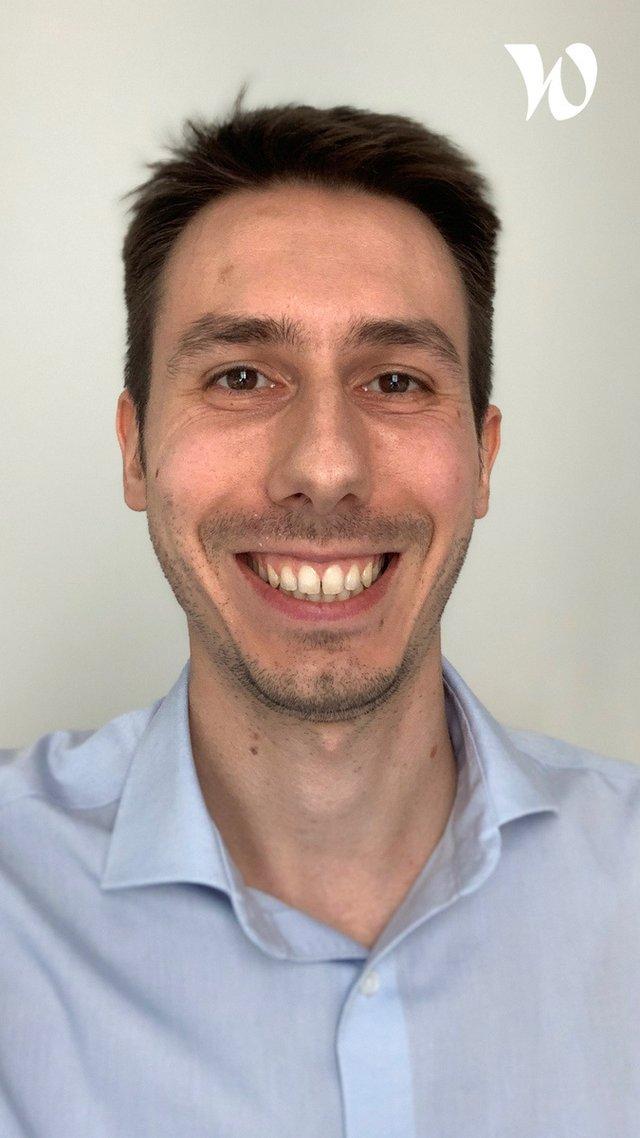 Rencontrez Thibaut, Senior Consultant - Wavestone