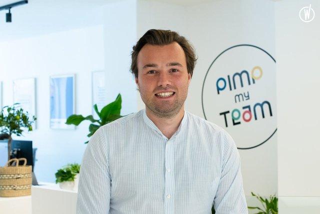 Rencontrez Charly, Co-CEO  - Pimp My Team