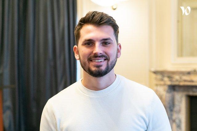 Rencontrez Matteo, Data Manager Officer - Santexpat