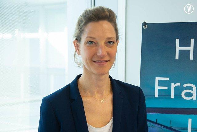 Rencontrez Mélanie, Chef des Opérations - Hub France IA