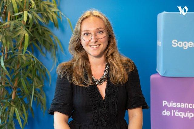 Rencontrez Margot, Ingénieure Avant-vente - Sagemcom