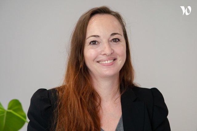 Rencontrez Valérie, Directrice des ressources humaines - Woonoz