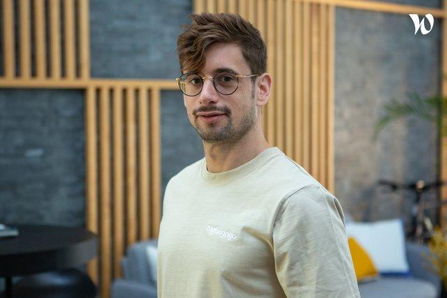 Rencontrez Alexandre Richetin, Head of Growth - Big Bag 'n Go