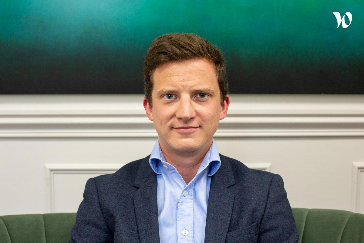 Rencontrez Nicolas, Business Manager  - Dream Catcher Sales