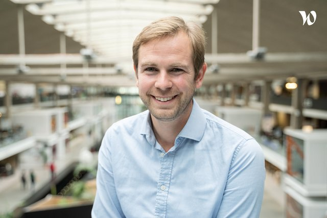 Rencontrez Clément, Co-founder & COO - Faks