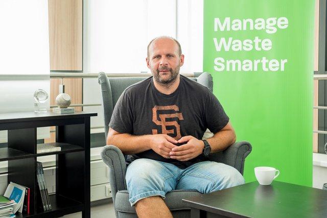 Martin Basila, Zakladateľ a CEO - SENSONEO
