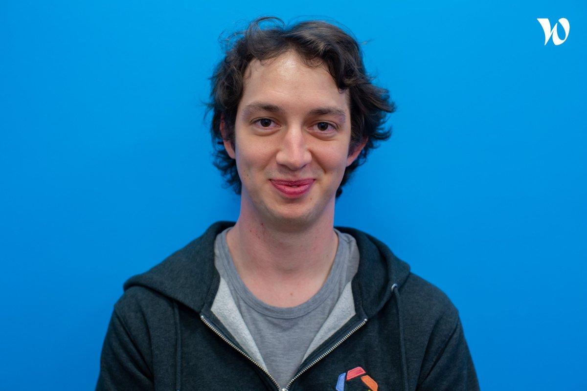 Rencontrez Baptiste, Développeur Mobile Android - Tiime