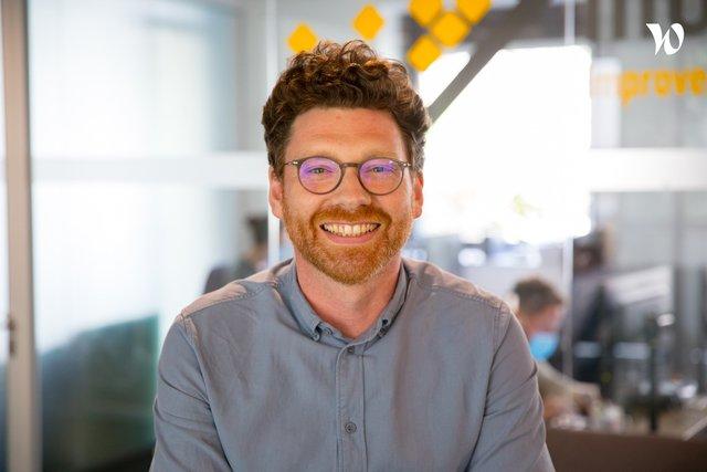 Rencontrez Fabrice, Head of Customer Success - InUse