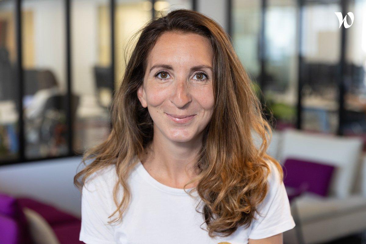 Meet Nadège, VP Legal & People - Getaround (ex Drivy)