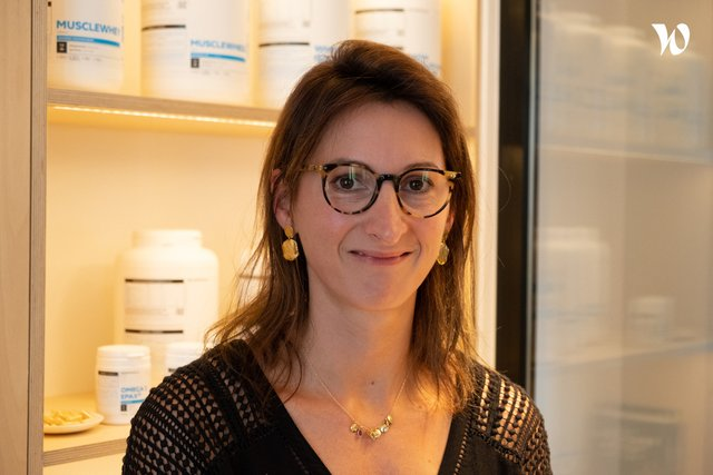 Rencontrez Isabelle, CMO - Nutrimuscle