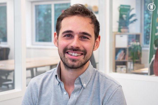 Rencontrez Clément, Directeur des Opérations - Quitoque