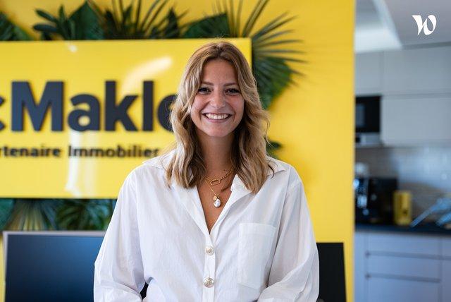 Rencontrez Julie Bussat, Chargé de marketing - McMakler France