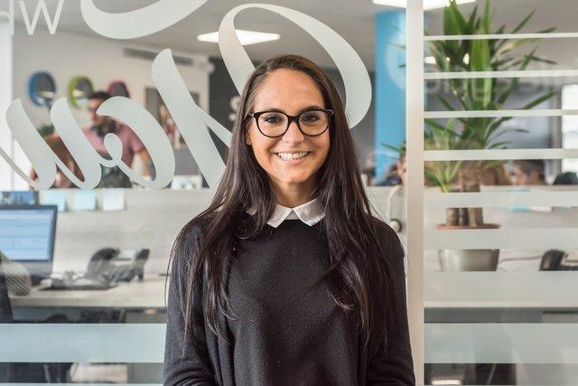 Rencontrez Danielle, Junior Account Manager - SaleCycle