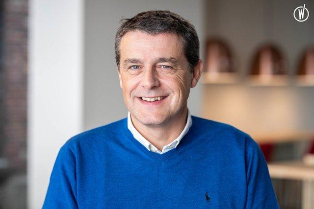 Meet Jean-François, Deputy CEO - Mantu