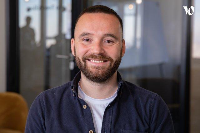 Rencontrez Éric, Inbound Marketing Manager - Inbound Value