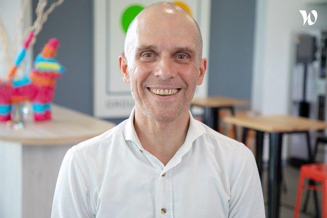 Rencontrez Cyrille, Directeur Général - Wdk Groupe Partner