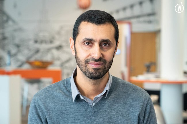 Rencontrez Rachid, Architecte - Groupe ADP