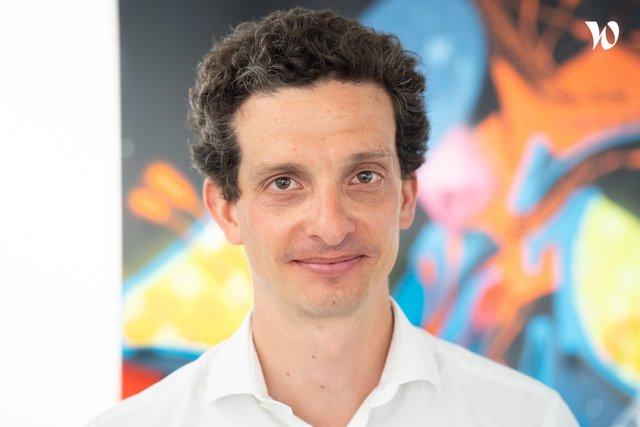Rencontrez Loeiz, Directeur de PriceHubble - PriceHubble