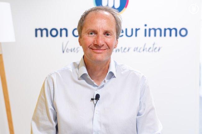 Rencontrez Frédéric, Fondateur - Mon Chasseur Immo