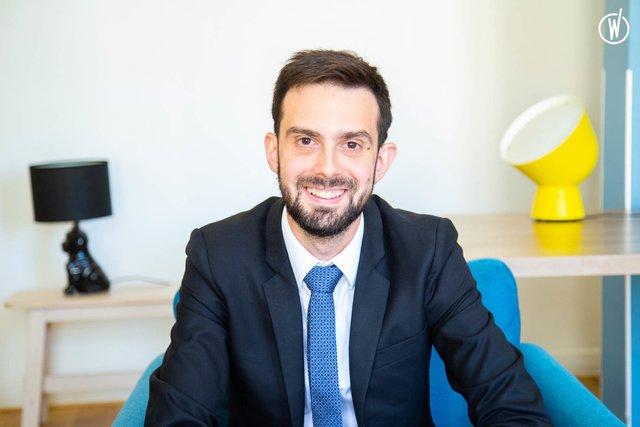 Rencontrez Guillaume, CTO  - Groupe MisterMenuiserie