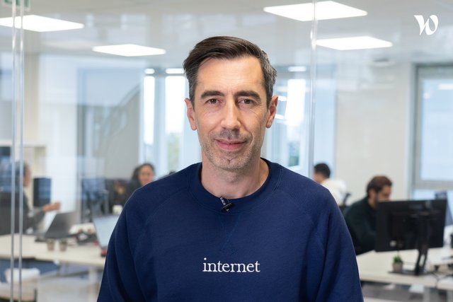 Rencontrez Pierre, CEO & Co-Founder - Studi - Digital Education for Life