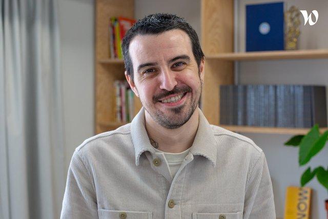 Rencontrez Jonathan, Directeur du design - Spintank