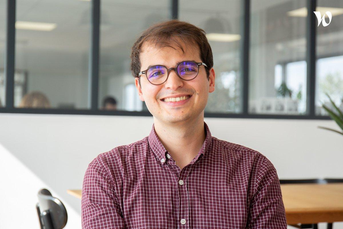 Rencontrez Julien, Consultant Senior ERP - MeltOne Advisory
