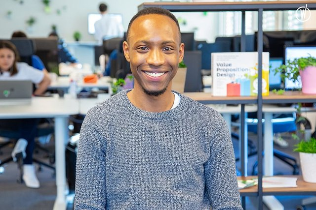 Meet Paul Nta, Senior Software Engineer - Monito