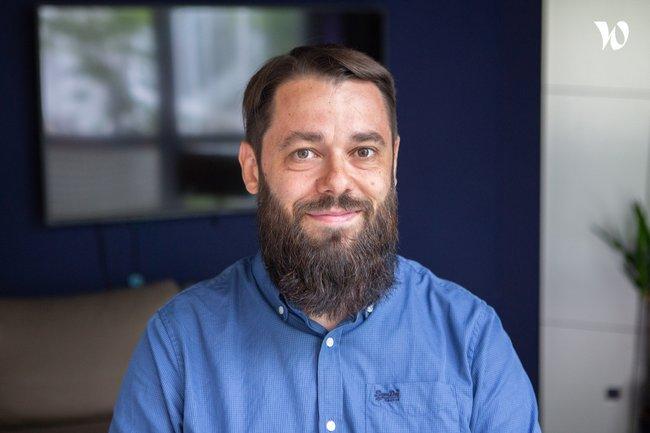 Rencontrez Fabrice, CTO (Tech Lead, expert technique) - LAB 5COM