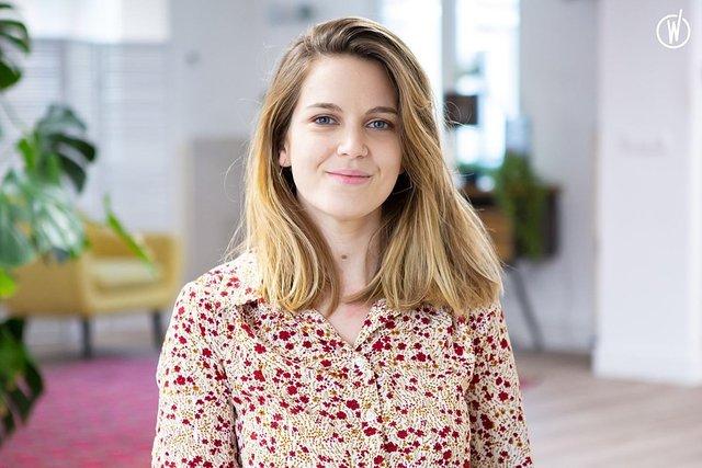 Rencontrez Nolwenn, Head of Social Media  - Monet + Associés