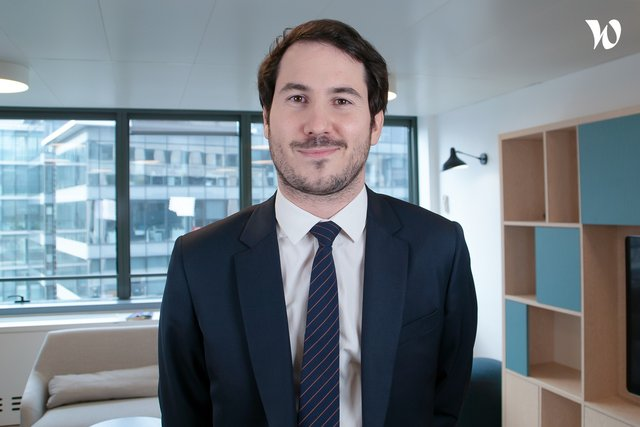 Rencontrez Patrick, Directeur opérationnel Grand Paris Est - Icade Promotion  - Icade